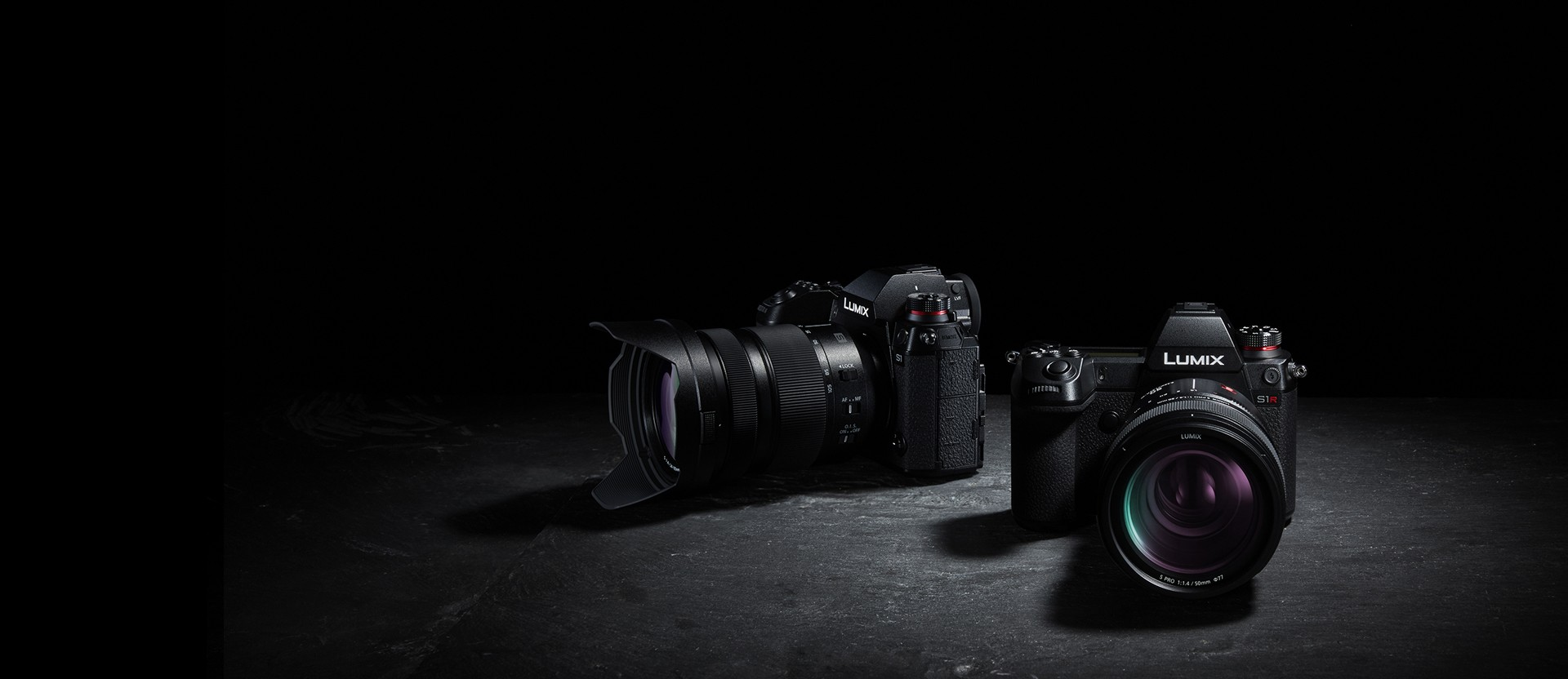 NEW Panasonic LUMIX S System