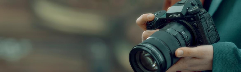 Fujifilm X Cameras Castle E3 Kit Xf 23mm F2 Black 35mm