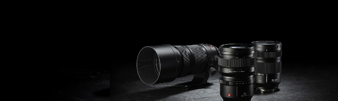 Panasonic Lumix S Lenses