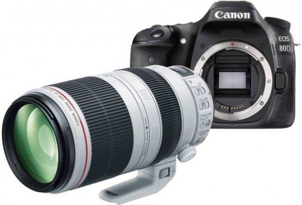 Extra savings on DSLRs and lenses to reduce stocks