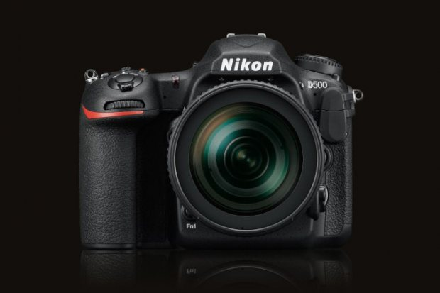 Nikon D500 in stock today