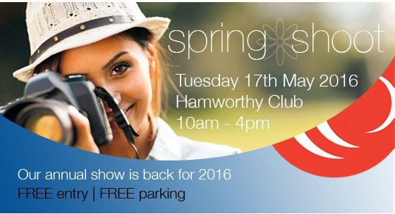 Spring Shoot 2016, just a few days to go!