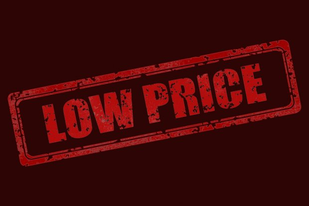 New Low Prices – Week 19