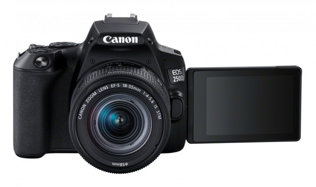 Canon announce the new EOS 250D