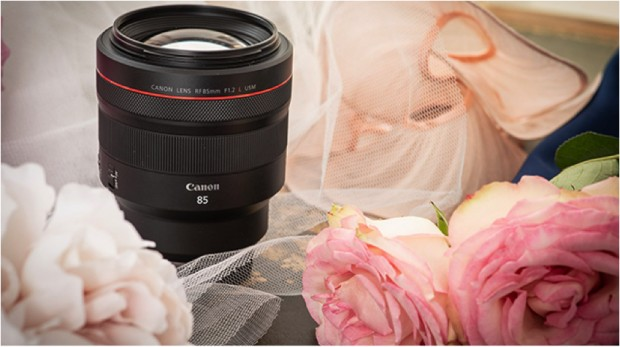 The RF 85mm f1.2L USM: The Ultimate EOS R-Series Portrait Lens