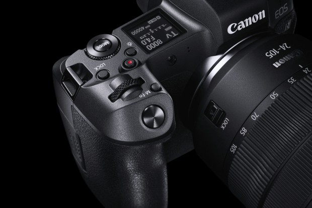 Canon bring continuous eye AF to the EOS R with firmware version 1.20