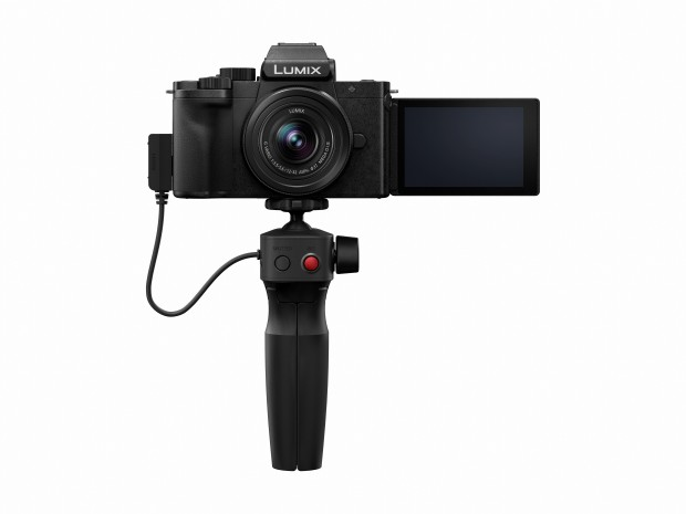 Another new option for vloggers - The Panasonic Lumix G100