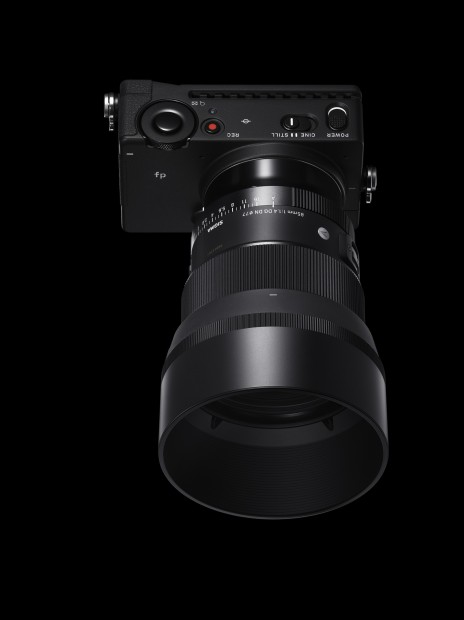 The new Sigma 85mm f/1.4 DG DN ART - A first for mirrorless!