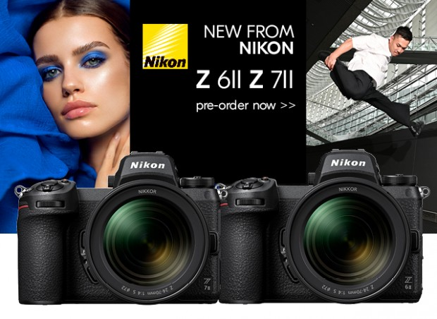 Nikon Z 7II and Nikon Z 6II – next-gen versions of its flagship Z 7 and Z 6 mirrorless cameras