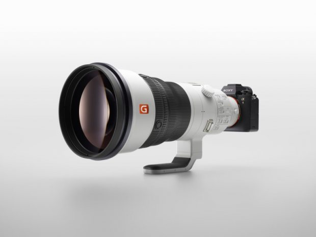 New super G-Master lens from Sony! FE 400mm f/2.8 GM OSS