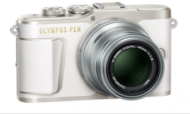 Make your move from smartphone to camera with the new Olympus PEN E-PL9