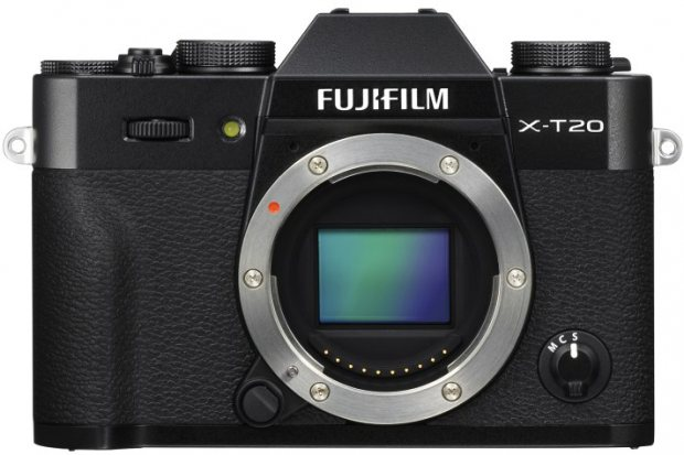 FUJIFILM X-T20 Announcement