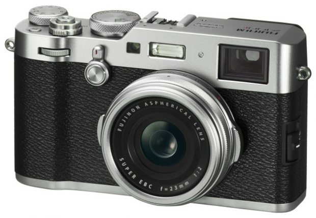 FUJIFILM X100F announced