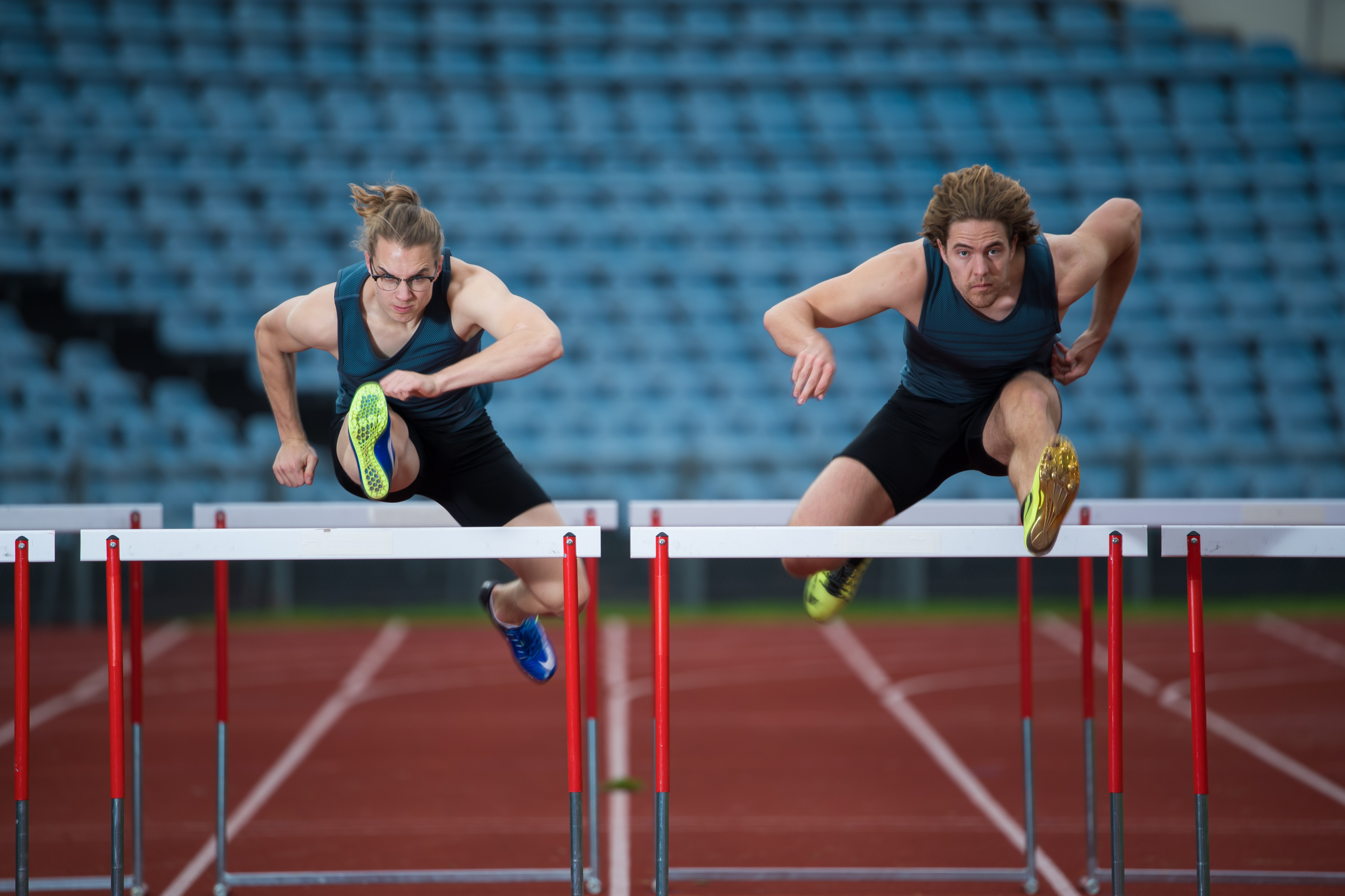hurdle jumpers