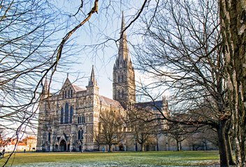 Salisbury is packed with historical buildings and is a must visit for documentary, travel, street and architecture photographers.