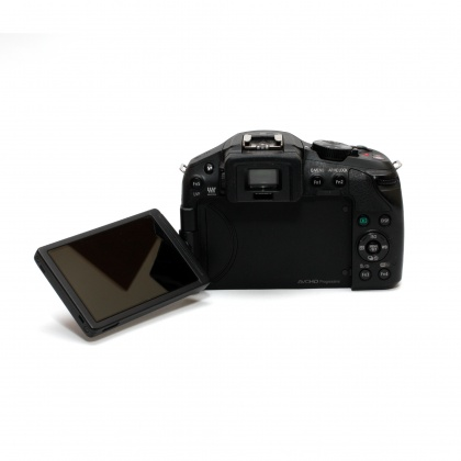 Used Panasonic DMC-G6, 14-42