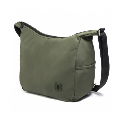 Crumpler Triple A Camera Hobo Shoulder Bag, Green