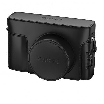 Fujifilm BLC-X100V Premium Leather Case, Black