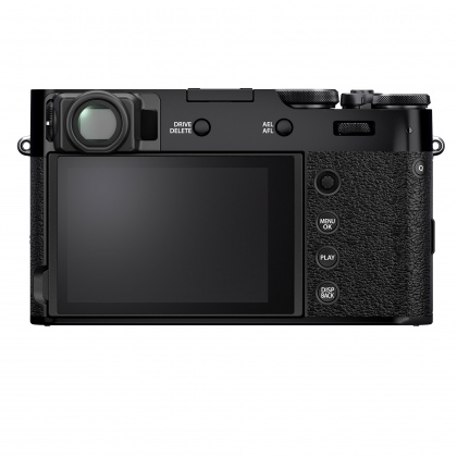Fujifilm X100V Digital Camera, Black