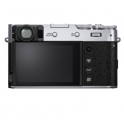 Fujifilm X100V Digital Camera, Silver