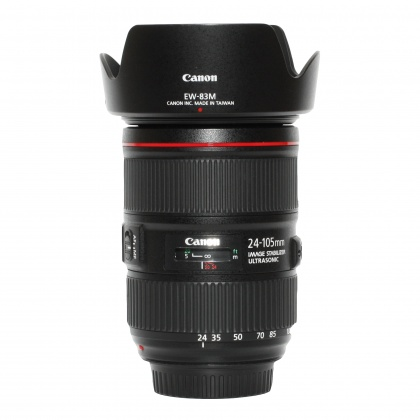 Used Canon EF 24-105mm f4 L IS II