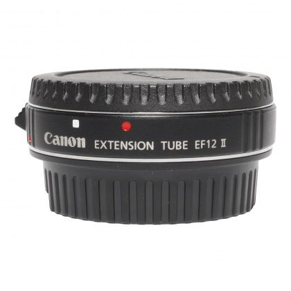 Used Canon EF 12 II extension tube