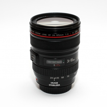 Used Canon EF 24-105mm f4 L