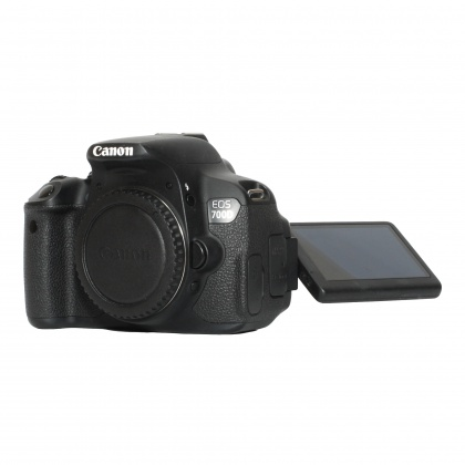 Used Canon EOS 700D body