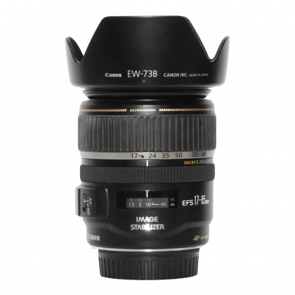 Used Canon EF-S 17-85mm f4-5.6