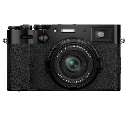 Fujifilm X100V, Pre-order deposit for Black Camera