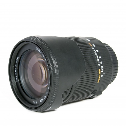 Used Sigma  18-250mm F4.5/6.3 OS DC for Canon EOS