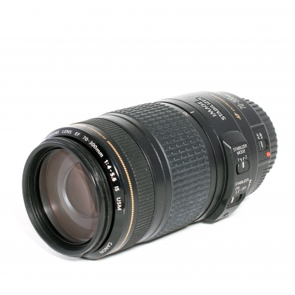 Used Canon  EF 70-300mm F4/5.6 IS USM