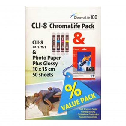 Canon CLI8 Value pack