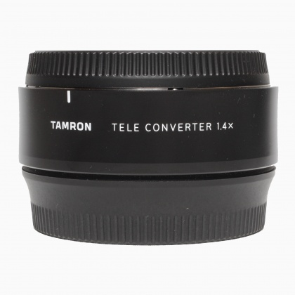 Used Tamron TC-X14 1.4X Teleconverter for 150-600mm G2, Canon AF