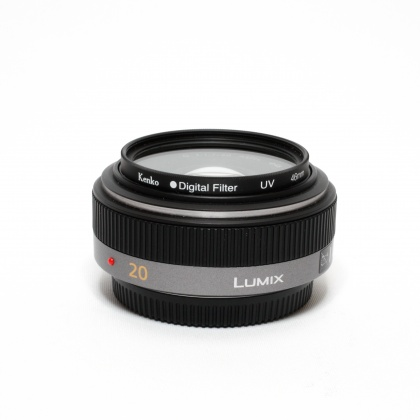 Used Panasonic 20mm f1.7 ASPH