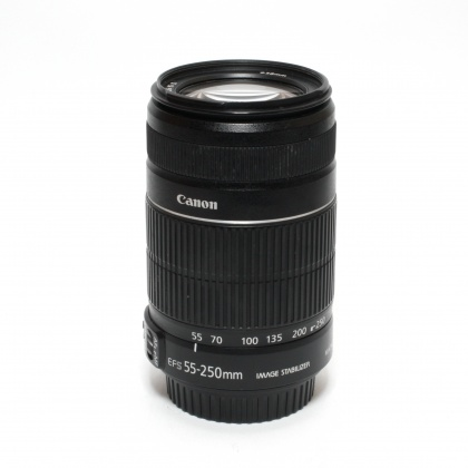 Used Canon EF-S 55-250mm f4-5.6 IS II