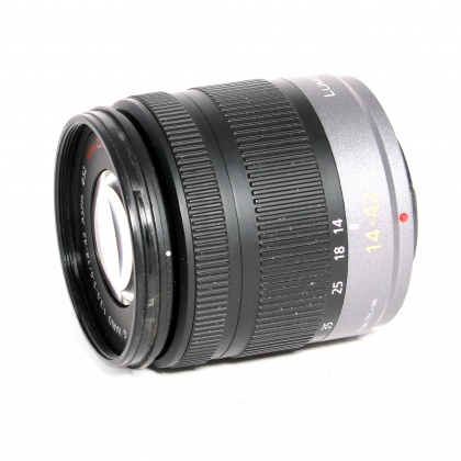 Used Panasonic 14-42mm F3.5-5.6 G Vario Mega IOS