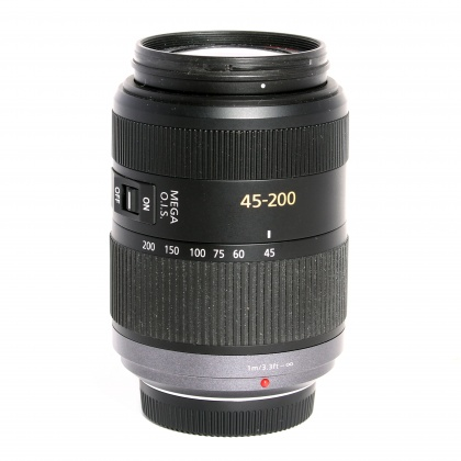 Used Panasonic 45-200mm F4