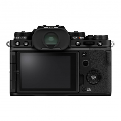 Fujifilm X-T4 Camera Body, Black