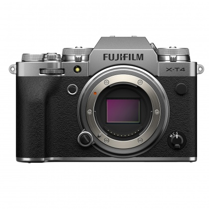 Fujifilm X-T4 Camera Body, Silver