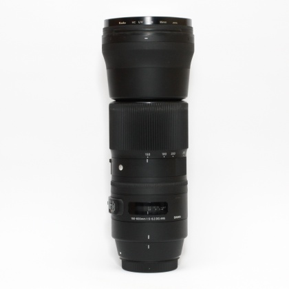 Used Sigma 150-600mm f5-6.3 Contemporary for Canon EOS