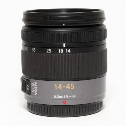 Used Panasonic 14-45mm f3.5-5.6 ASPH
