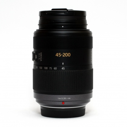 Used Panasonic 45-200mm f4-5.6 OIS