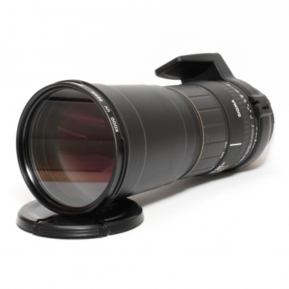 Used Sigma 170-500mm f5-6.3 APO D for Nikon AF