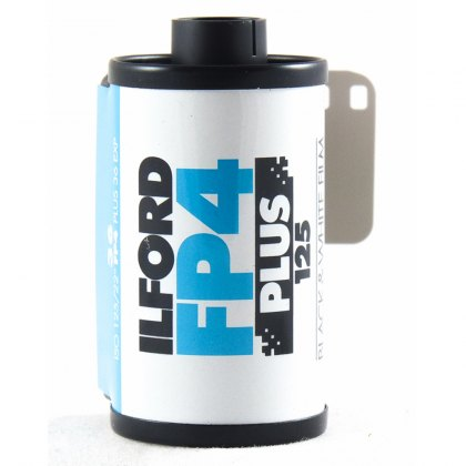Ilford FP-4 Plus 135-36