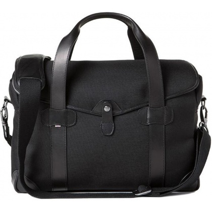 Barber Shop Bob Cut Medium Messenger Bag Cordura Black