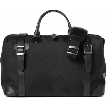 Barber Shop Quiff Doctor Bag Cordura Black