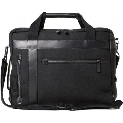 Barber Shop Undercut Convertible Bag Cordura Black
