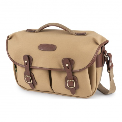 Billingham Hadley Pro 2020 Khaki Canvas/Tan Trim
