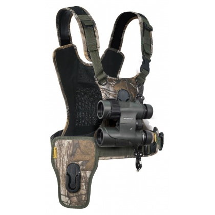 Cotton Carrier G3 Camera and Bino Harne camo